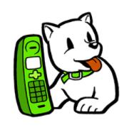 NUROひかり電話 謎のマスコット