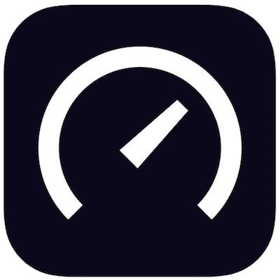 Speedtest.netアプリアイコン