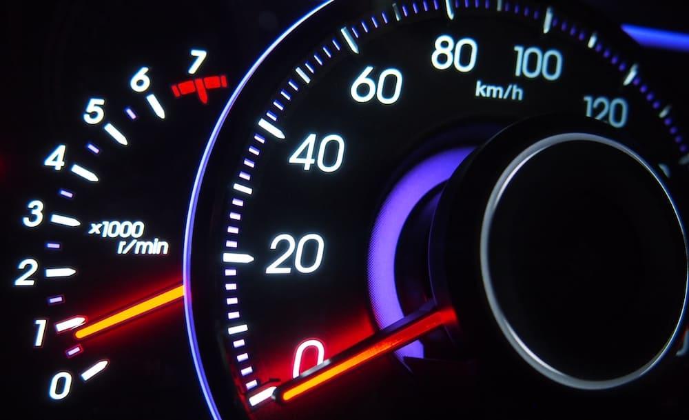 速度のイメージ