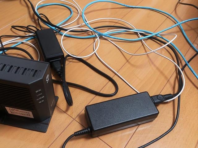 ADSLモデムのイメージ