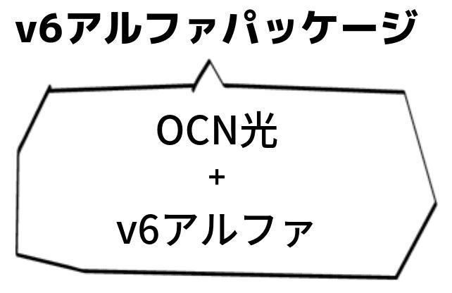v6アルファパッケージ