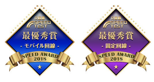 RBB SPEED AWARD 2018結果発表