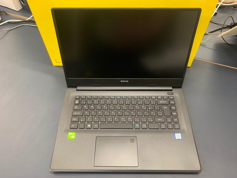 マウスコンピューター m-Book R500