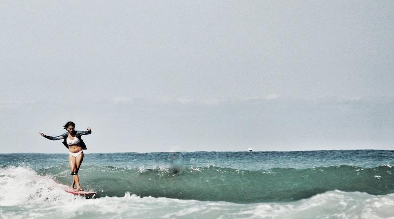 ビームフォーミングの性質 サーフィン