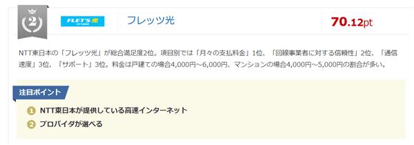 価格.com 北海道 2位