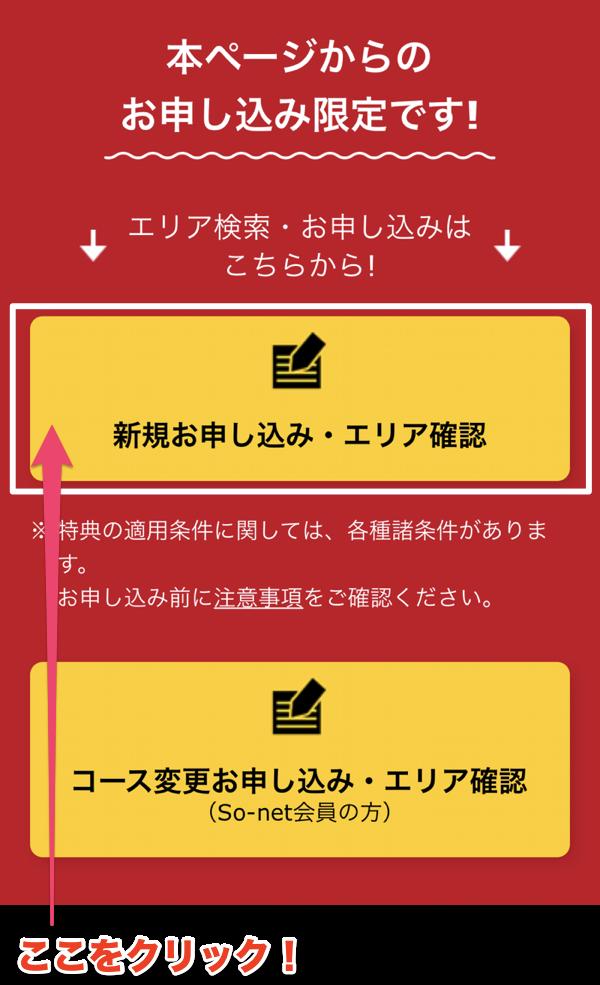 [NURO光] 本ページからのお申し込み限定です!