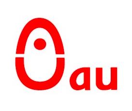 auの昔のロゴ
