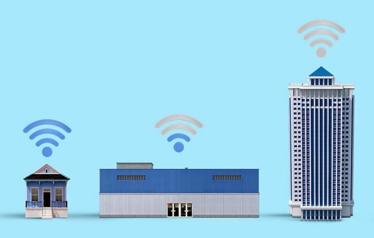 【WiFi】周波数帯域(5GHz、2.4GHz)の違い