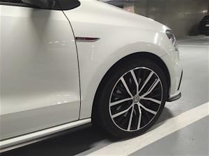 Polo GTI フロントタイヤ