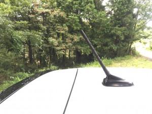 Polo GTI アンテナ