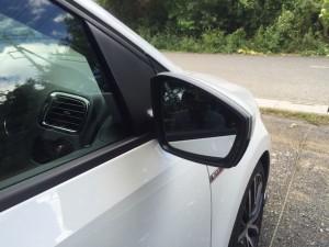 Polo GTI サイドミラー